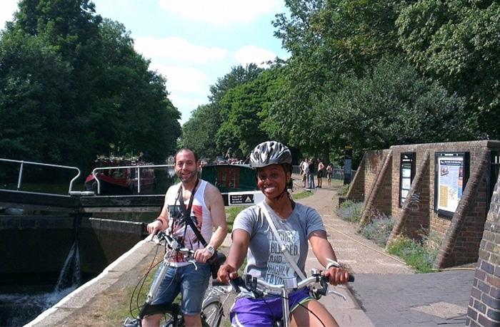 Alternative London Cycling