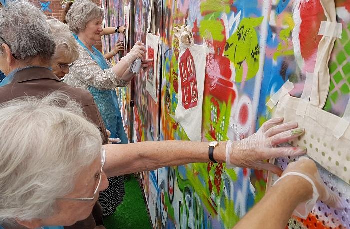 Graffiti Workshop London